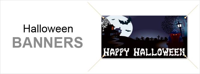 Image: Halloween banners