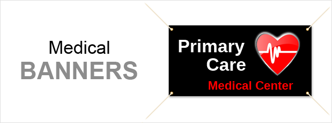Image: Medical banners