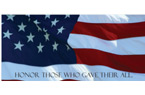 Flag Rear Window Graphic