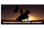 Rodeo Cowboy Rear Window Decal