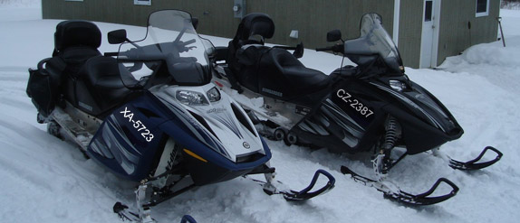 Snowmobile Registration Lettering