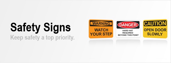 Image: Safety Signs at Speedysigns.com
