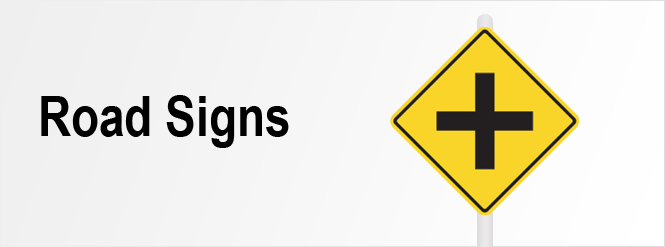 Image: Road Signs