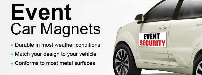 Image: Event Car Magnets!