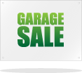 Image: Garage Sales Signs