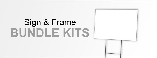 Image: Yard Sign Kits!