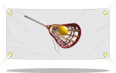 Image: Lacrosse Banners