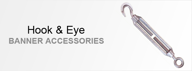 Image: Hook and Eye Banner Accessories