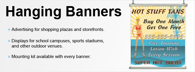 Image: Hanging Banners