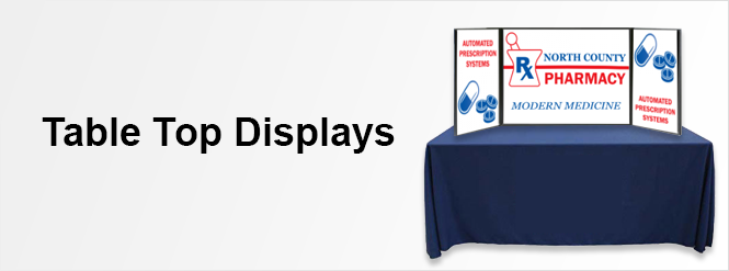 Exceptionnel Image: Table Top Displays!
