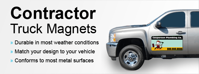 Image: Contractor Magnets!