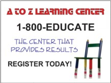 Image: Learning center template